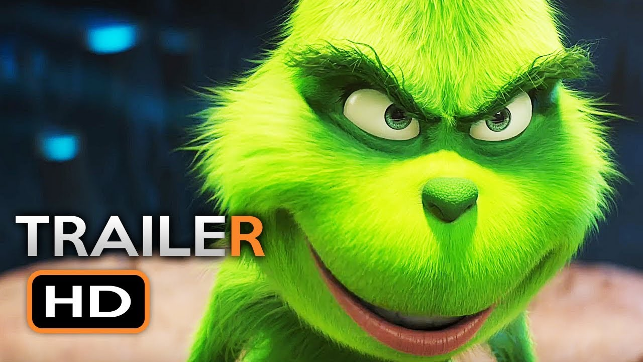 Download THE GRINCH Official Trailer 3 (2018) Benedict Cumberbatch Animated Movie HD