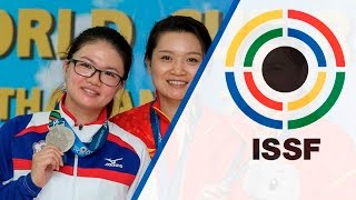 10m Air Pistol Women Final - 2016 ISSF Rifle and Pistol World Cup in Bangkok (THA) thumbnail