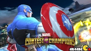 Marvel Contest Of Champions: Act 1 The Contest - Chapter 1 Challenge the Conqueror - 3 Pursuit