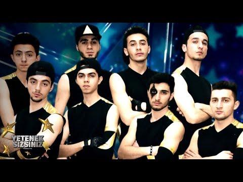 Crazy Eyes Crew   En İyi Dans   7. Sezon    Yetenek Sizsiniz Türkiye