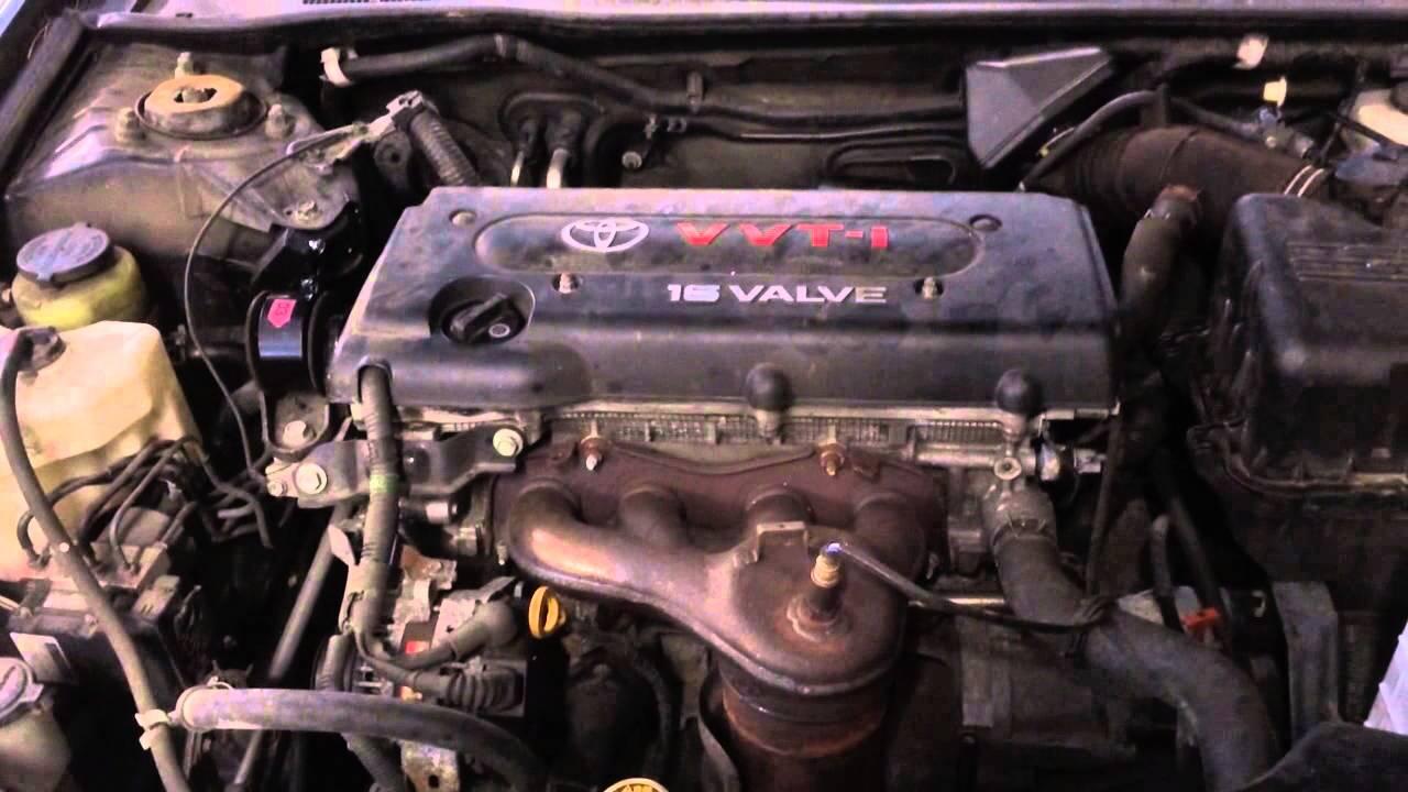 2004 Pontiac Vibe Engine Diagram 2009