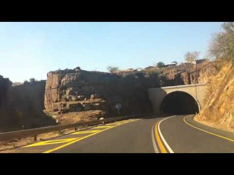 Driving to Nelspruit