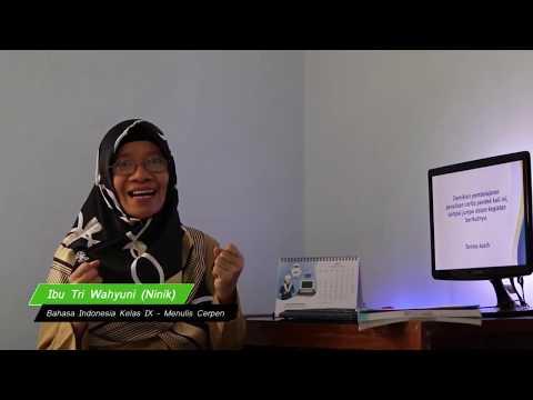 Tri Wahyuni - Bahasa Indonesia - SMP Negeri 1 Jumo Temanggung