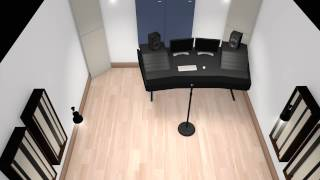 Download GIK Acoustics: Early / First Reflection Points