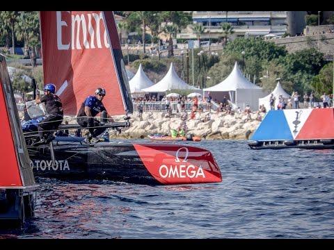 LVACWS Toulon: Race Day 1