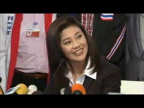 Thaksin's sister runs for Thai Prime Minister