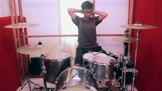 Secondhand Serenade Shake It Off Drum Cover