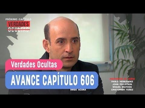 #VerdadesOcultas - Avance Capítulo 606