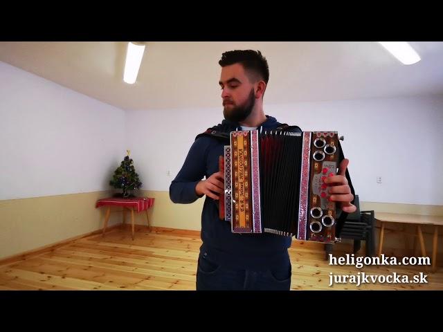 Juraj Kvočka - Terchovské melódie