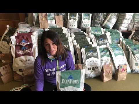 Blue Buffalo & The Pet Food Pantry - Stray Rescue Of St.Louis
