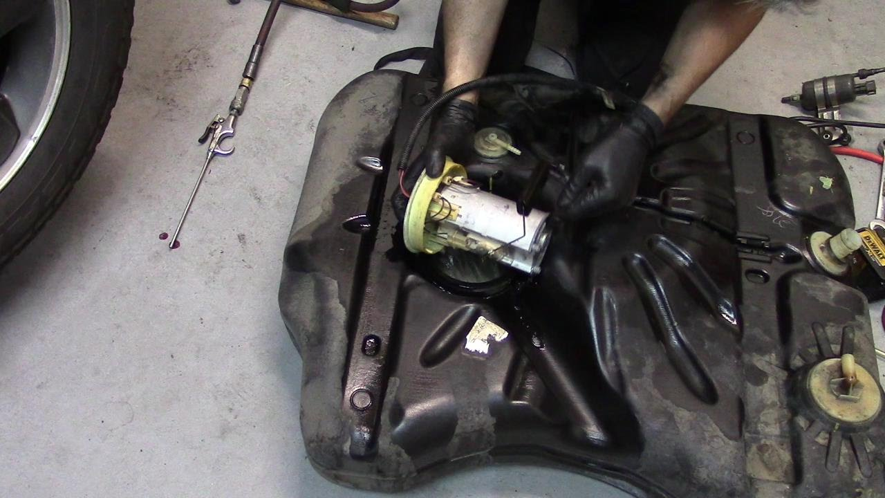 Jeep Eats Fuel Pumps Follow Up And Hard Start Diagnosis Repair 1998 Wrangler Filter