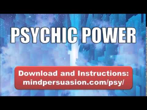 Psychic Power   Develop ESP, Clairvoyance And Telepathic Projection