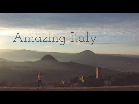 Travel to Dozza San Leo, Italy  Europe road trip I Day 14