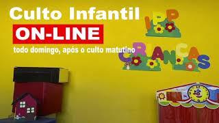 Culto Vespertino - Rev. Fabio Castro - 04/07/2021