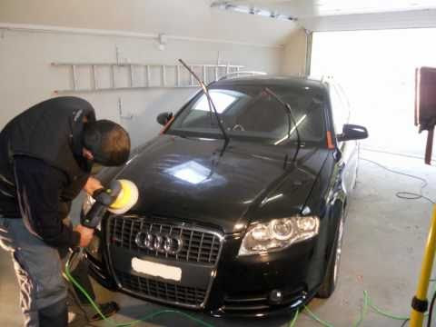 CLEANCAR ECO nettoyage auto en suisse