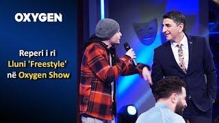 Reperi i ri Lluni 'Freestyle' në Oxygen Show