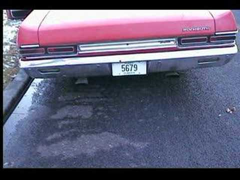 exhaust flame throwers 69 plymouth fury iii