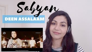 Download Lagu Sabyan- Deen Assalaam (cover) -- Reaction Video! Mp3