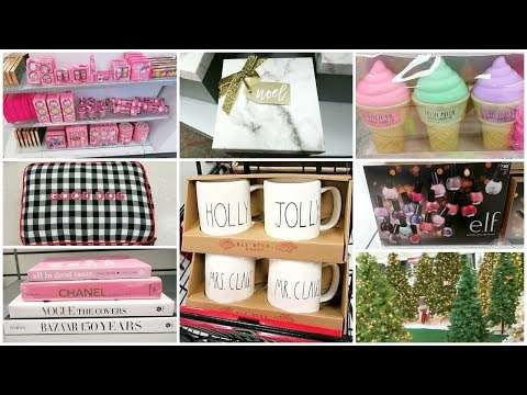 Christmas Shopping + Christmas Gift Ideas & Haul
