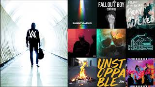 Download Faded (megamix) - Alan Walker ft. Fall Out Boy, Imagine Dragons & more