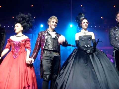 Mozart l'Opera Rock - C'est bientôt la fin (18/11/2010 PDS)