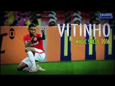 Vitinho ● Magic Skills and Goals ● Internacional ● 2016 ● HD ●