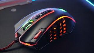 Читерская игровая мышка : Redragon Legend