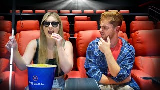 How Do Blind People Watch Movies? | Smile Squad