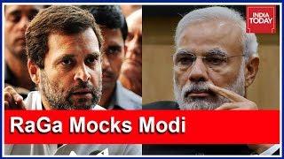 Rahul Gandhi Mocks PM Modi Over BJP Workers' Attacks On Swami Agnivesh