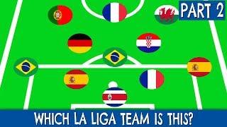 Which la liga team is this?(part 2) | football quiz