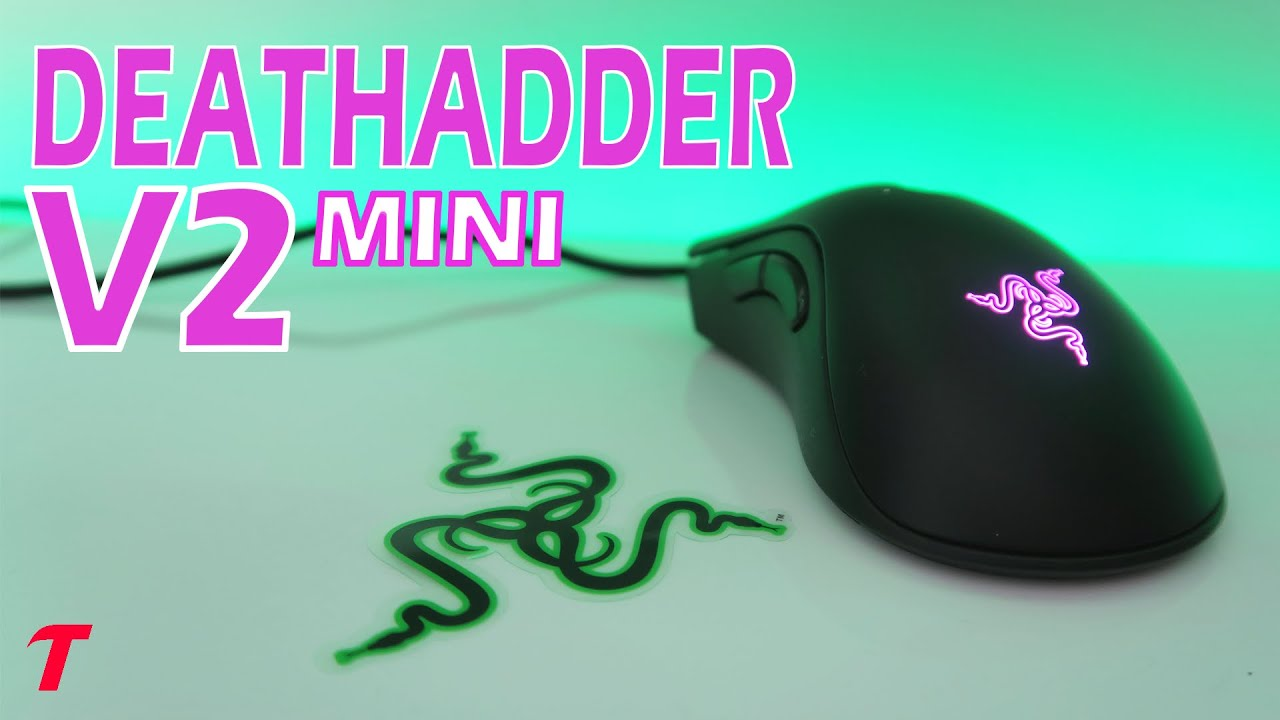 Razer DeathAdder V2 Mini Review - A better Viper Mini?