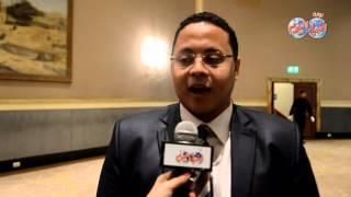 الصحفي أحمد يوسف يحصل علي جائزة الحوار الصحفي في حفل مصطفي وعلي أمين