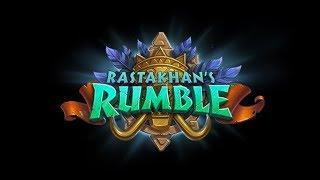 [Hearthstone] Rastakhan's Rumble Full Announcement. Blizzcon 2018