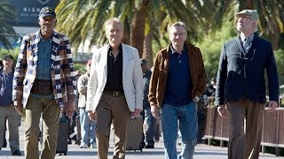 Last Vegas (Starring Robert De Niro & Morgan Freeman) Movie Review