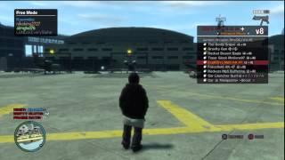 ^GTA IV Mod Menu^ (Major Distribution v8) PS3 & Xbox