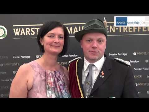 Warsteiner Majestäten-Treffen 2015