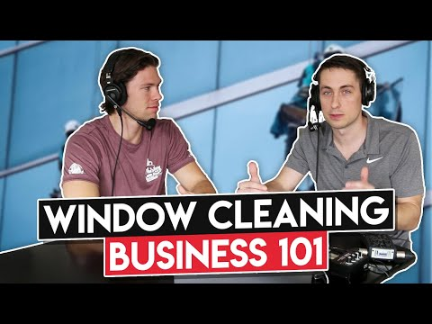 How Exactly To Start A Window Cleaning Business Step-By-Step 2020