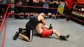Get in the ring! Learn how to become a Pro Wrestler at Santino Bros...