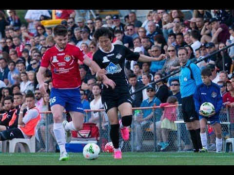Grand Final Highlights - PS4 NPL NSW Men's 1 - 2015