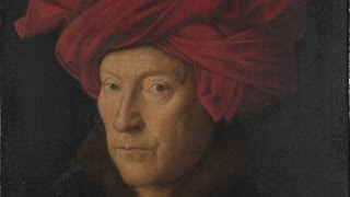 Jan van Eyck, Portrait of a Man in a Red Turban (Self-Portrait?), 1433