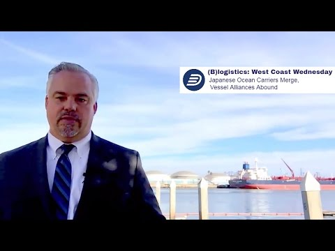 (B)logistics: Japanese Ocean Carriers Merge, Vessel Alliances Abound