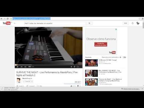 Tutorial: Como Descargar Cualquier Cancion