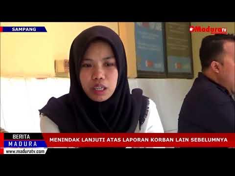 Bejat! Anak anak Dibawah Umur Jadi Korban Pencabulan PNS di Sampang Madura TV 10112017