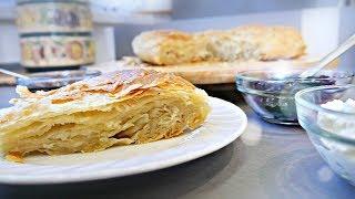 Maslenica /Masanca/ Osnovni recept za tijesto za pite i bureke