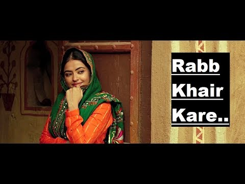 Rabb Khair Kare: DAANA PAANI | Prabh Gill | Shipra Goyal | Lyrics | Latest Punjabi Songs 2018