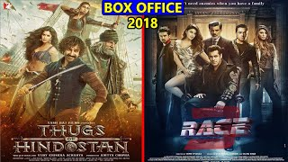 Thugs Of Hindostan vs Race 3 2018 Movie Budget, Box Office Collection, Verdict and Facts