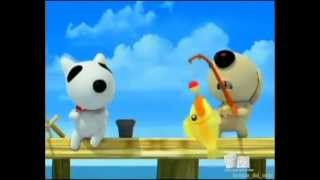 Video Monk Little Dog   Goes Fishing   Cartoon Network download MP3, 3GP, MP4, WEBM, AVI, FLV Agustus 2018