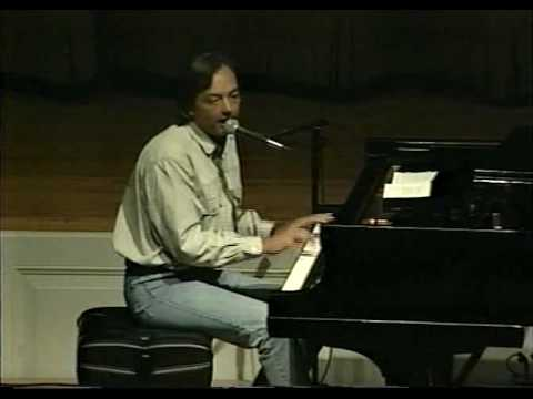 Rich Mullins - We Are Not As Strong As We Think We Are  (Wheaton College 1997)