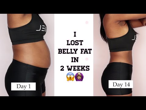 ABS IN 2 WEEKS?! I TRIED CHLOE TING'S AB WORKOUT || AMAZING RESULTS + TIPS | Just Siphosami