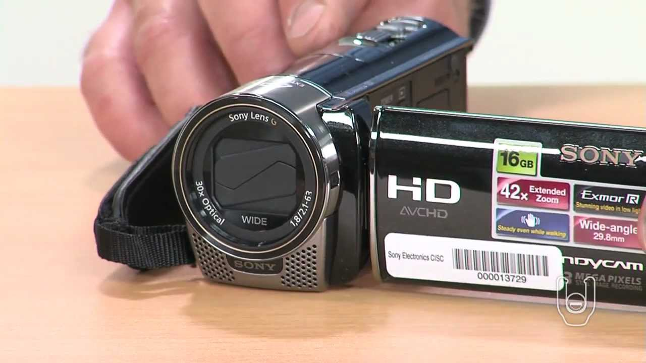 Handycam Video Cameras Part 3 Camcorder To Tv Youtube Dish Wiring Diagram